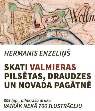 Hermanis Endzeliņš - Skati Valmieras pilsētas, draudzes un novada pagātnē