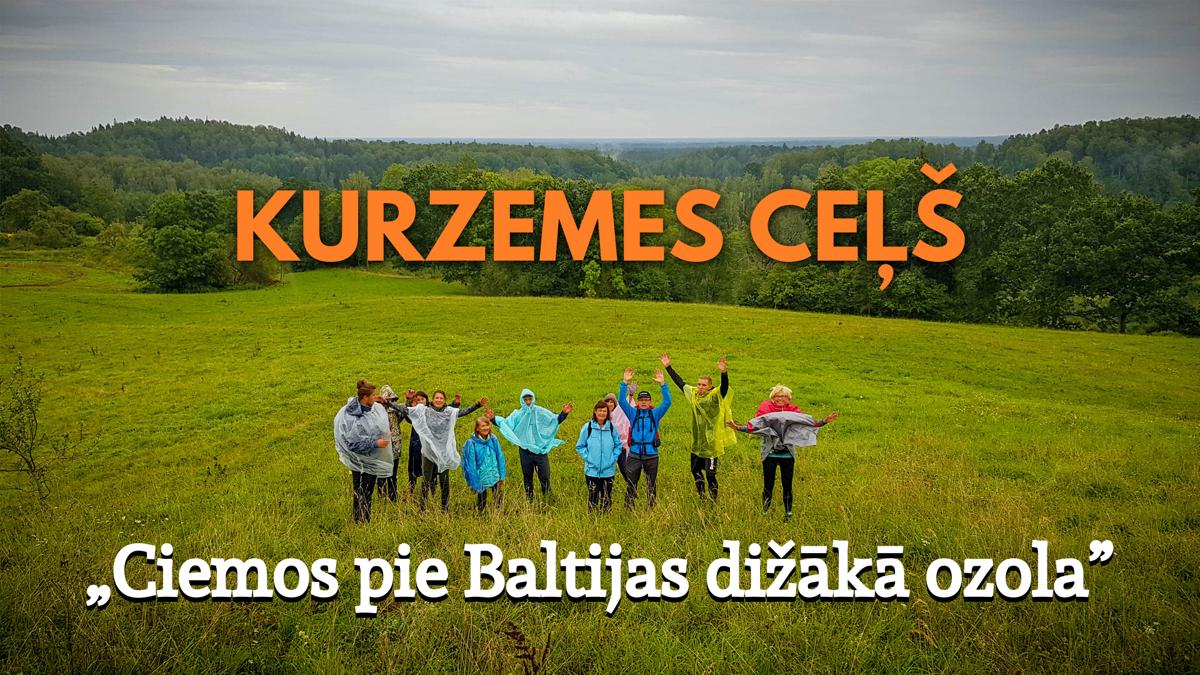 Ciemos pie Baltijas dižākā ozola