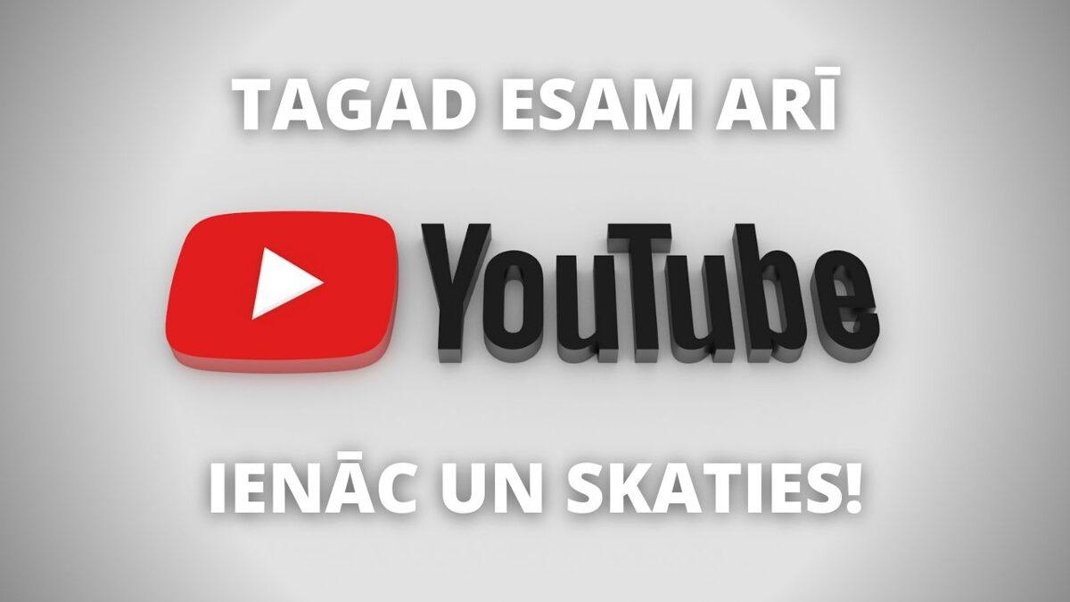 Zaļo Pārgājienu YouTube kanāls