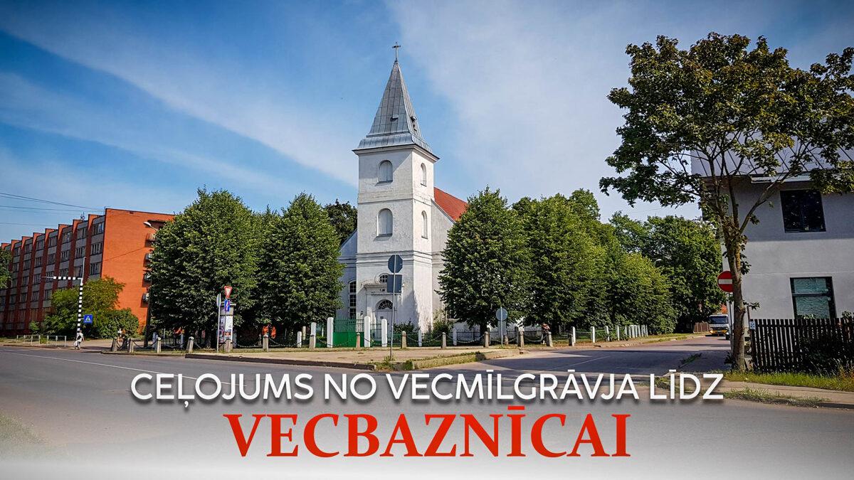 Ceļojums no Vecmīlgrāvja līdz Vecbaznīcai | Zaļie Pārgājieni